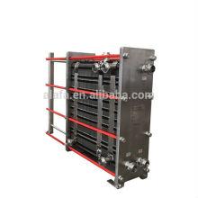 equipamentos de troca do aço inoxidável bebidas mais frias, calor