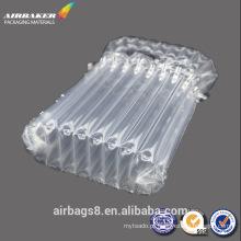 Saco de plástico da embalagem de bolha de ar inflável de baixo preço para cartucho de toner