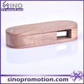 Custom Creative Mahogany Wood Rotate USB Flash Drive