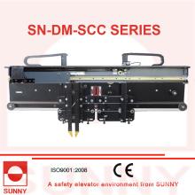 Selcom e Wittur tipo máquina de porta 2 painéis de abertura com o inversor Panasonic (SN-DM-SCC)