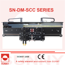 Selcom and Wittur Type Door Machine 2 Panels Center Opening with Panasonic Inverter (SN-DM-SCC)