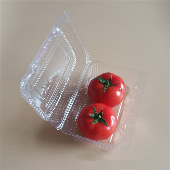 Plastic Tomatoes Fruit Container