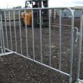 Galvanized Road Safety Crowd Control Barriers
