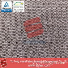 100% Nylon Embroidery Mesh Fabric in White Colour