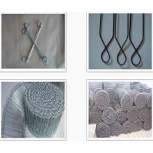 Galvanisé Loop Tie Wire / Loop Tie Wire / Wire