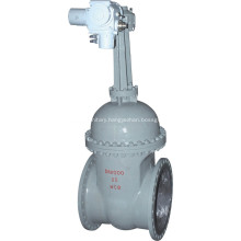 Large Diameter Carbon Steel Gate Valve