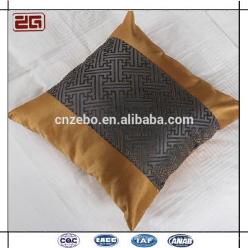 Almohadas decorativas al por mayor del remiendo del estilo occidental