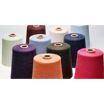 Fil à coudre de toile de polyester de haute ténacité de 100%