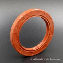 ОЕМ бутадиен-нитрильный каучук ФКМ Материал рамки резиновое уплотнение масла