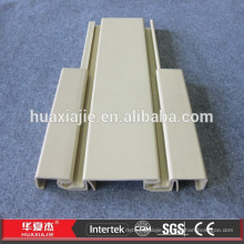 WPC Plastic Slat Wall Panel