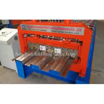 Building Material Floor Deck Forming Machine