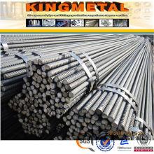 Barre de renforcement en acier / acier