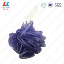 Nylon mesh sponge bath ball