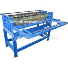 Máquina de corte de fita de aço simples