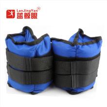 Fitness Übung gewichtete Sandsack von verschiedenen Größe Knöchel / Handgelenk