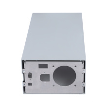 Fast Customized Sheet Metal Cabinet SPCC Case Sheet Metal Fabrication Industry Computer Cabinet