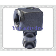 Tee Female Female Male Connector for Special Hydraulic Adapter
