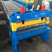 ZT850 corrugated machine steel roof