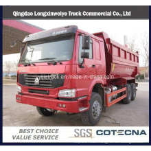 Sinotruk 10 Wheel HOWO 6X4 20cbm Tipper Trucks