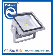 Санан чип Алюминиевый корпус IP65 COB привело пятно света