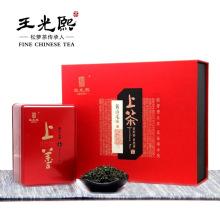refinar o chá verde chinês huangshan maofeng ter um bom efeito sobre o peso solto