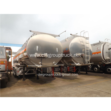 CLW 3 axles fuel tank semi trailer