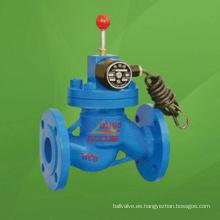 Válvula de solenoide de cierre de emergencia de gas (GAZCRB)