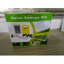 Rechargeable Home Solar Power Kits