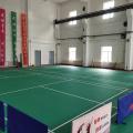 Enlio rubber mat for badminton court