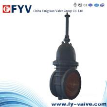 Клапан запорный вентиль API 6D (класс 150 ~ 900)