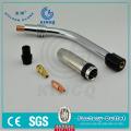 Buse de consommable torche MIG, pointe, support de pointe, diffuseur de gaz pour la torche de soudage 24kd de Binzel Style