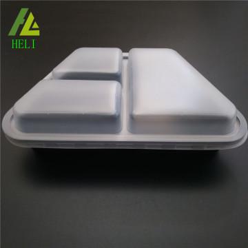 Gefrierschrank Mikrowelle und Backofen Safe Lebensmittelbehälter