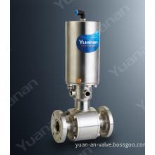 Sanitary Pneumatic Ball Valve (YAQ)