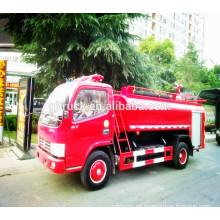 Camión de bomberos de 4X2 RHD Dongfeng / coche de bomberos / camión de bomberos del polvo / camión de bomberos de la escalera / camión de bomberos del aeropuerto / camión de bomberos de la espuma del agua