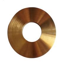 Customized best price high precision beryllium copper cnc milling parts