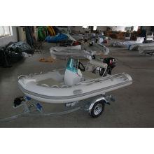 2013 yacht 3,6 m gonflable bateau de caoutchouc de PVC