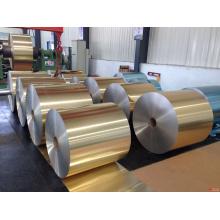 Feuillet d'aluminium professionnel, 8011 etc.