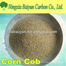 Corn Cob for extraction of heavy metals from wastewater