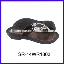 SR-14WR1803 девушки высокой пятки обуви женщин клинья обувь случайные моды обувь