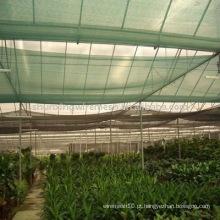 Tela de sombra da agricultura