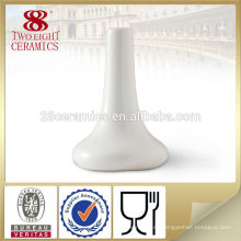 Chinesische Porzellan weiße Vase für Hoteldekor