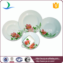 Factory wholesale ceramic dinnerware cheap