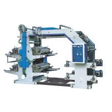 Шестицветная флексографическая печатная машина 6800