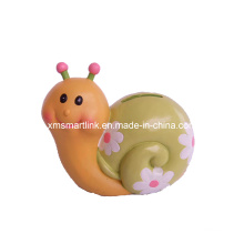 Resin Snail Coin Bank, Money Bank Snail Design Money Bank