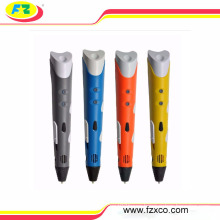 3D Plastic Printer Pen Drawing, 3D Printing Pen Kids