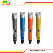 3D Пластиковые ручки принтера чертеж, 3D печать ручка дети