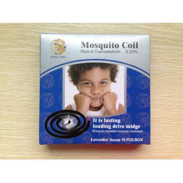 Chine moustique bobine moustique bobine sans fumée moustique bobine