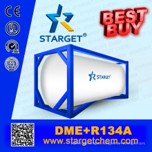 refrigerant gas r134a in ISO TANK