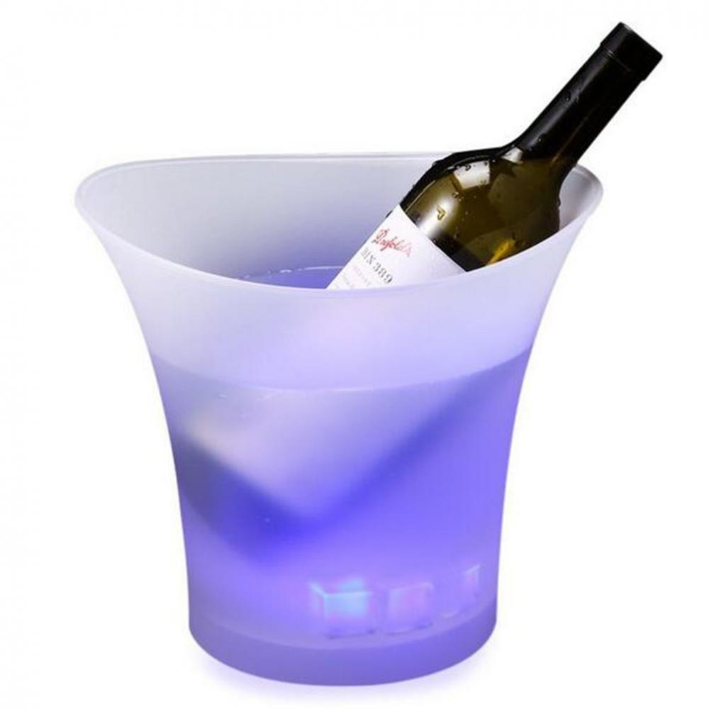 Large 5L LED Ice/Beer/Champagne Bucket