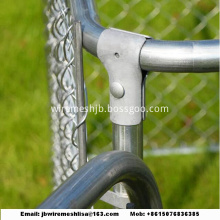 Galvanized Chain Link Dog Kennels
